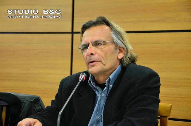 Νίκος Πατσαρίνος: Ο Περιφερειάρχης δυναμιτίζει τη λειτουργία του Περιφερειακού Συμβουλίου
