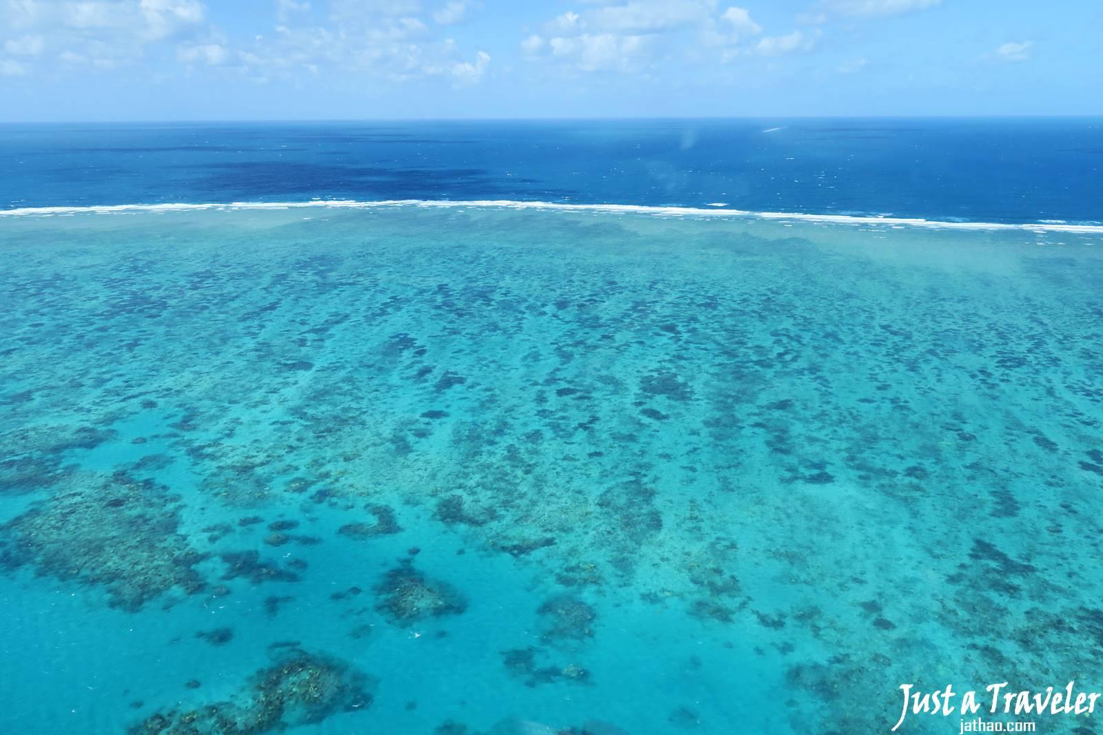 凱恩斯景點|大堡礁交通,除了能在大堡礁享受各式水上活動外,旅遊路線,博物館門票,景點全攻略!
