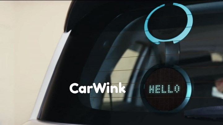 No More Rude Hand Gestures On Roads Allow Carwink To Deal