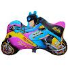 Balon Foil Karakter Motor Batman Pink