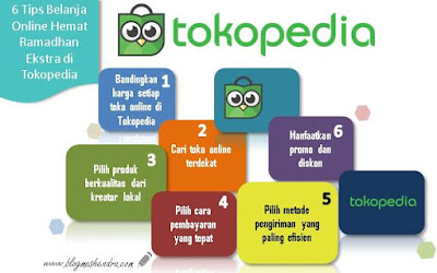 6 Tips Jitu Belanja Online Hemat di Tokopedia - Blog Mas Hendra