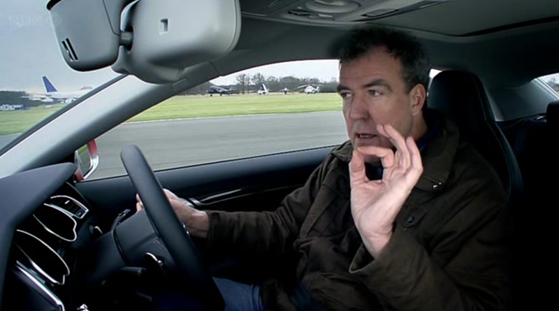 Jeremy Clarkson Cars: Axis Of Oversteer: The Drive Effect
