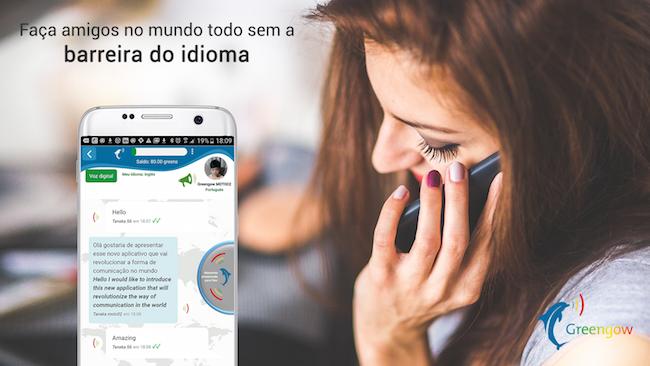 Greengow - aplicativo que ajuda o viajante a eliminar a barreira do idioma