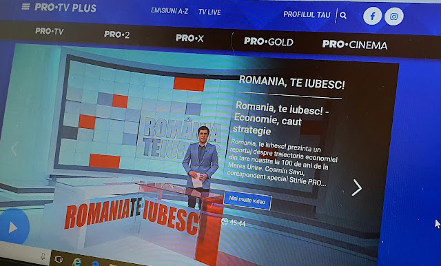 Pro TV relanseaza platforma PRO TV Plus si ofera transmisia LIVE online gratuit