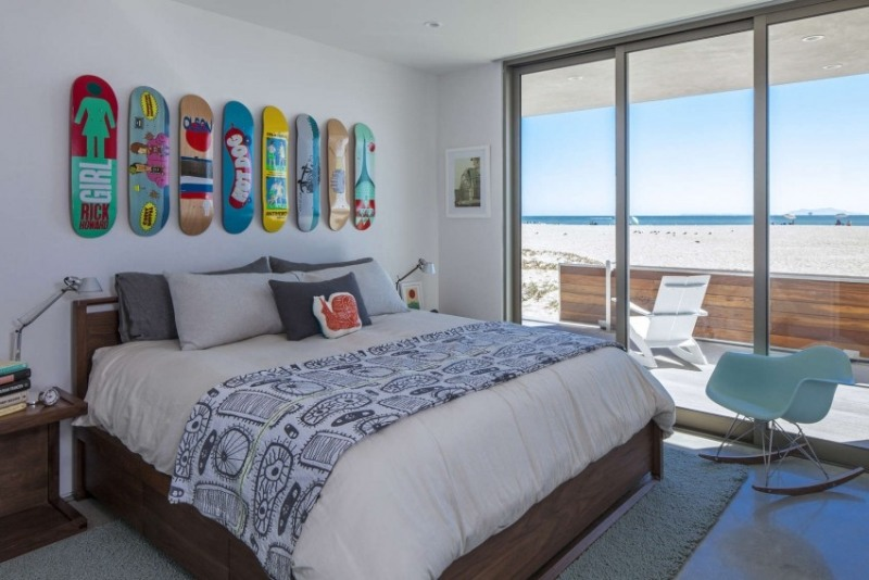Skate home deutschland for California style bedroom ideas
