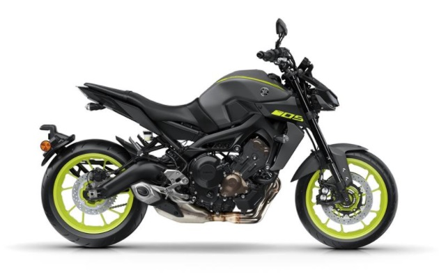 Price of  Yamaha MT 09
