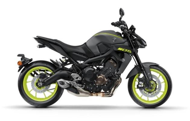 Price of  Yamaha MT 09