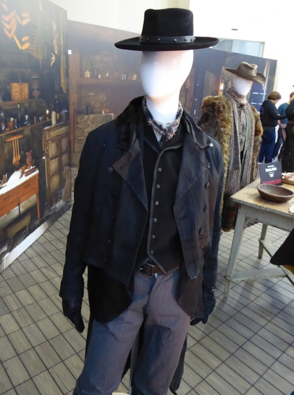 Chris Mannix costume The Hateful Eight