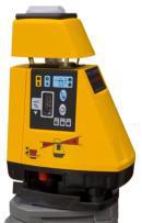 Láser rotativos automáticos con pendientes