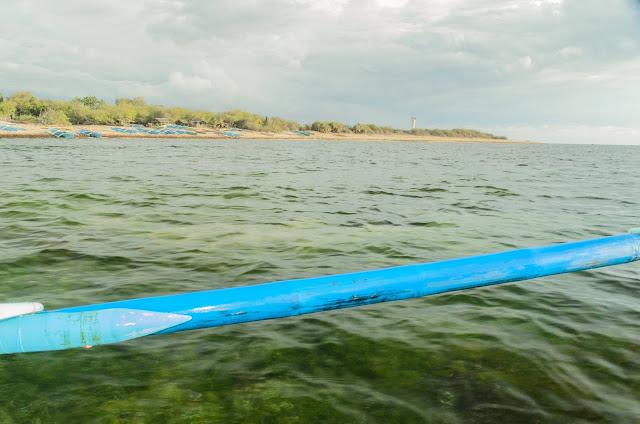 Pagsanaan Sur Coastal View Magsingal Ilocos Sur Philippines