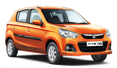 cars below 6 lakhs, alto K10