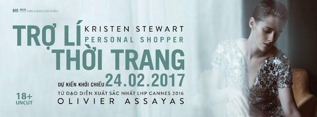 Đánh giá phim: Personal Shopper (2017) - Trợ lý thời trang
