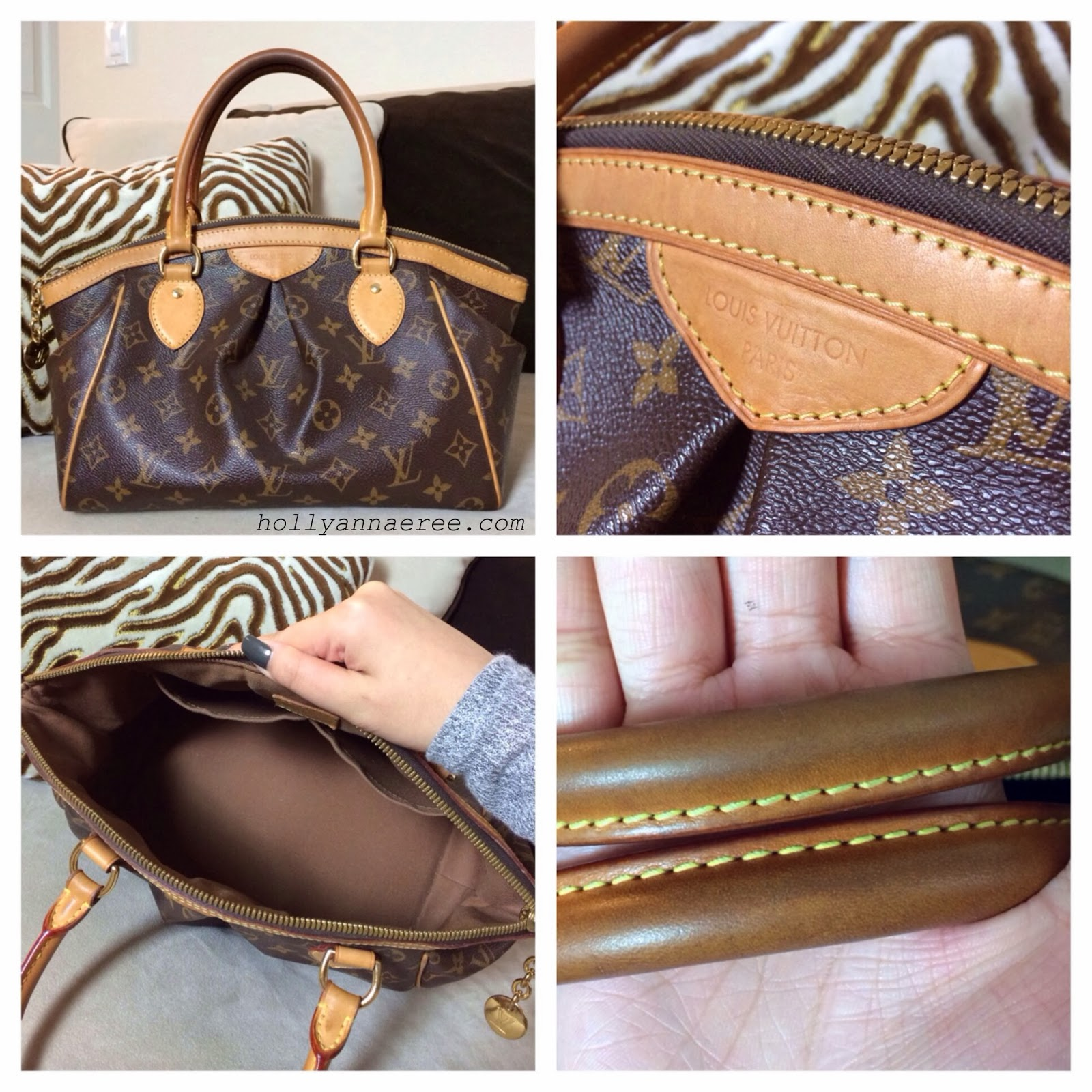 02ac01a2d21e Mom s Well Loved Louis Vuitton Tivoli PM - FOR SALE