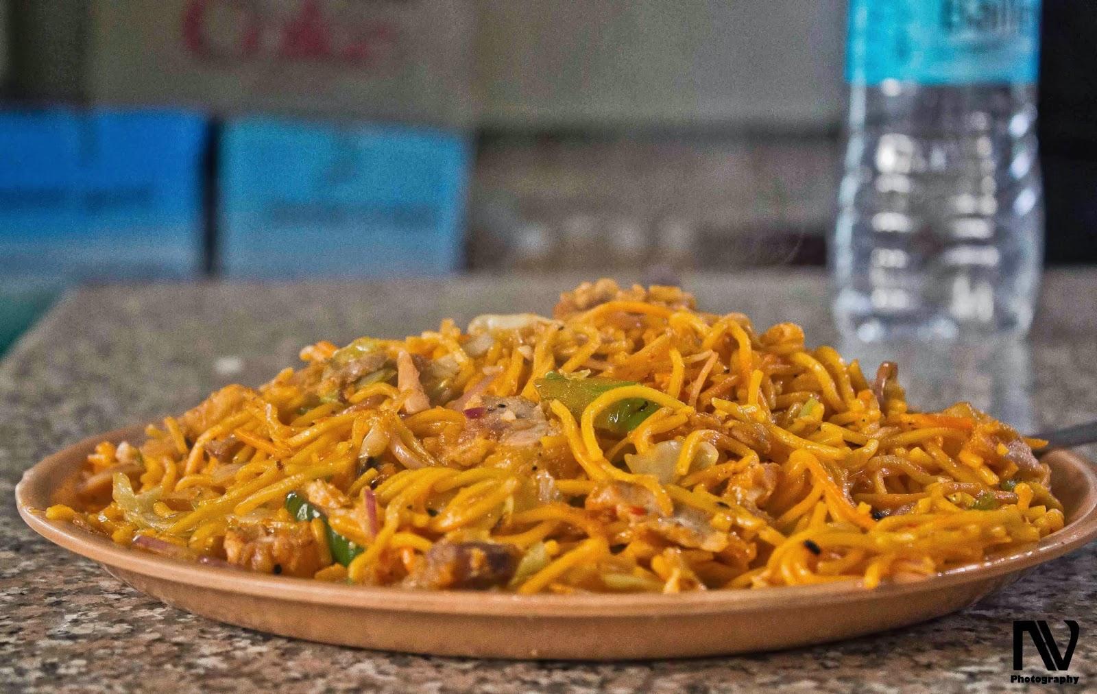 Sikkimese Chicken Noodles