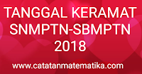 Jadwal dan Tanggal Penting SNMPTN-SBMPTN