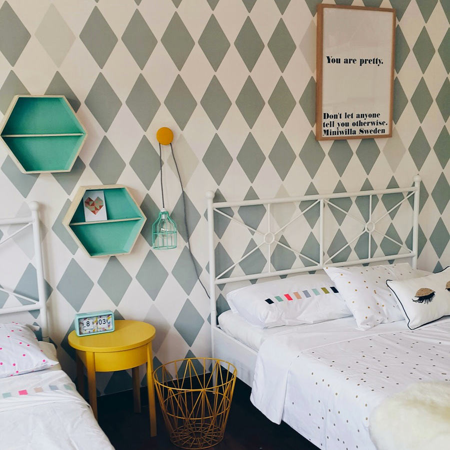 Blog Dormitorios Juveniles Valencia Papel Pintado Para  ~ Papel Pintado Dormitorio Blanco