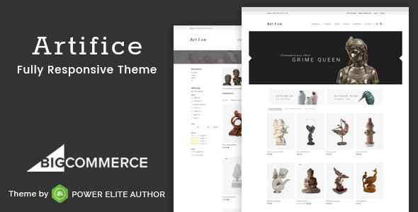 Artifice - Multipurpose Stencil BigCommerce Responsive Theme