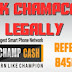 How to hack champcash LEGALLY (Genuine method) Earn by refferal sighnup and get $1 dollar=60 rupees || take money into your bank account