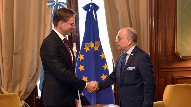 El Mercosur y la Unión Europea encaran una negociación con visión estratégica