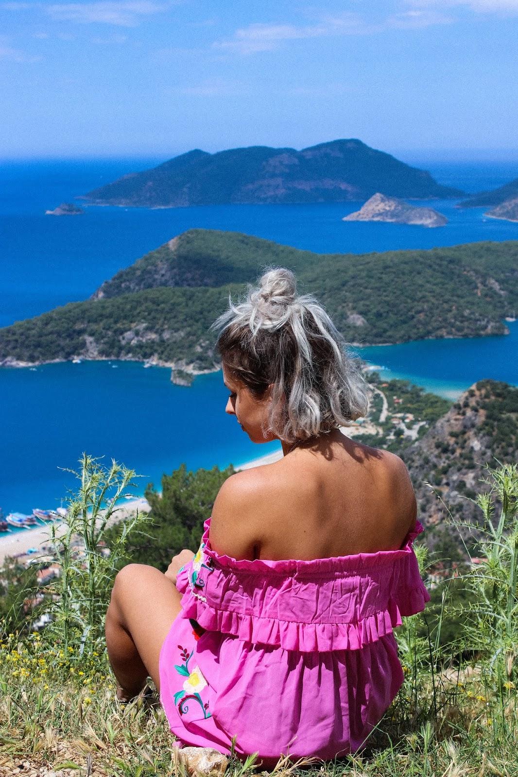 Fethiye Blue lagoon view