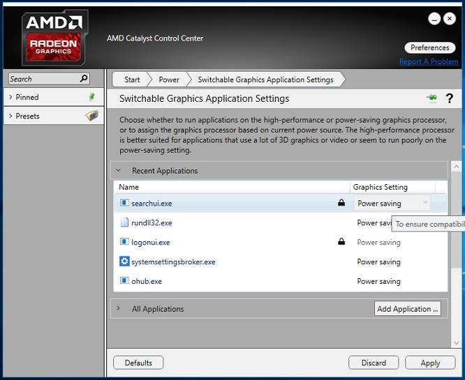 AMD Laptop Graphics Driver For Windows 10 Pro - Enterprise