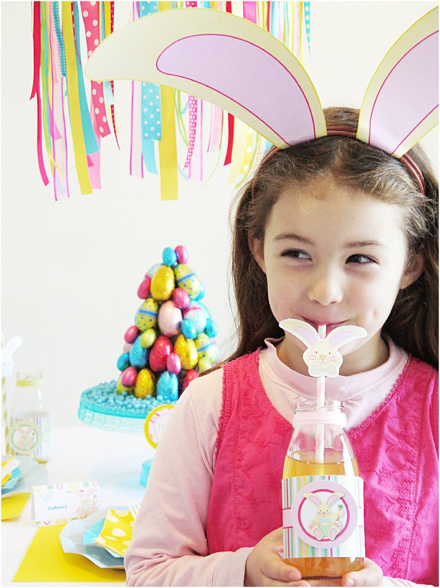 Easter Kids Crafty Party