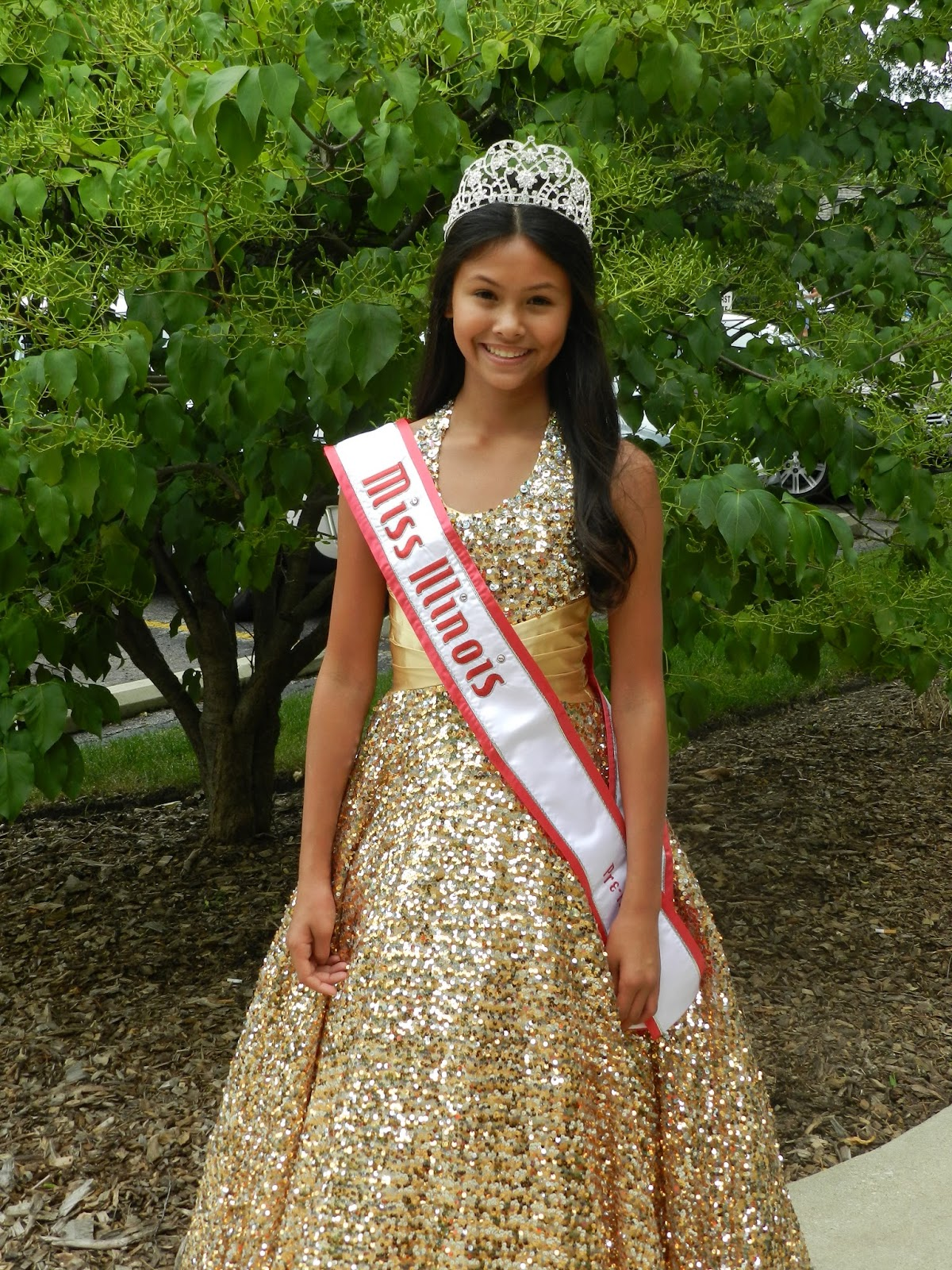 Pre Teen Model Gallery: Barbizon Midwest Review: Taylor Castro's Crowning Moment