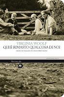 Virginia Woolf-Qui è rimasto qualcosa di noi-Traduzione di Francesca Cosi e Alessandra Repossi - copertina