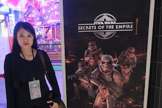 THE VOID : Star Wars Secrets Of The Empire bakal berada di Level 1, First World Plaza
