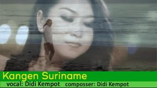 Lirik Lagu Kangen Suriname - Didi Kempot