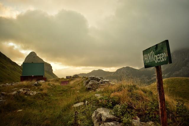где подняться в горы в Черногории