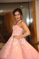 Catherine Tressa looks super cute in strapless sleeveless deep short dress at 64th Jio Filmfare Awards South ~  Exclusive 141.JPG