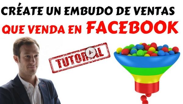 Crear un Embudo de Ventas en Facebook