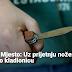 Lukavac Mjesto: Uz prijetnju nožem, opljačkao kladionicu