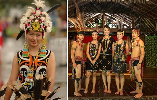 Nama Pakaian Adat Kalimantan Utara