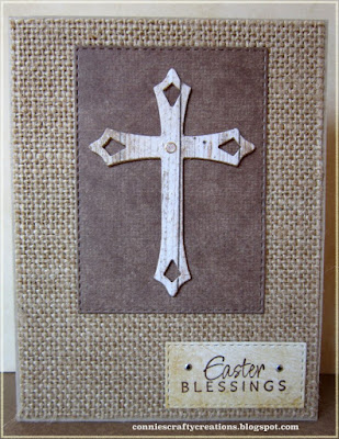 ODBD The Shepherd, ODBD Custom Cross Collection Dies, Card Created by Connie Griffin aka Connie's Crafty Creations