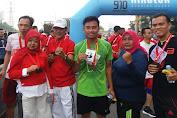 Tambora Bergelora Run 5 K Tahun 2018 Dibuka Wakil Walikota Jakarta Barat