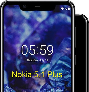 Nokia 5.1 Plus | MediaTek Helio P60 Octa-core | 3GB RAM with 32GB ROM