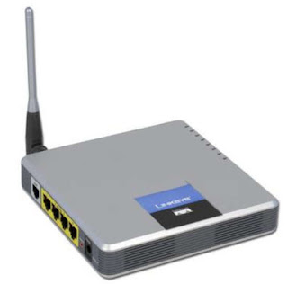 Modem with wifi