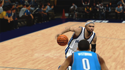NBA 2K13 Jerryd Bayless Memphis Grizzlies Playoffs