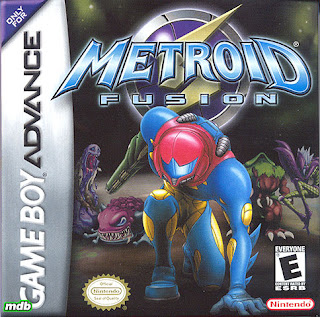Rom de Metroid Fusion - GBA - PT-BR - Download