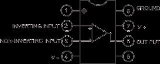 CA 3080 Dan 3080A Operatioal Transconductance Amplifier ( OTA )