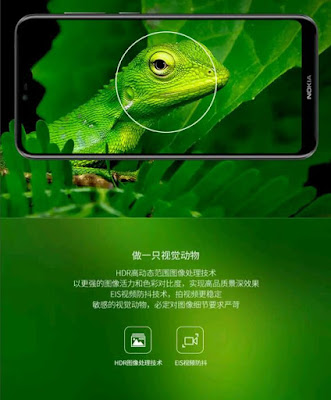 Nokia X6 EIS