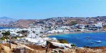 I migliori hotel e appartamenti di Mykonos