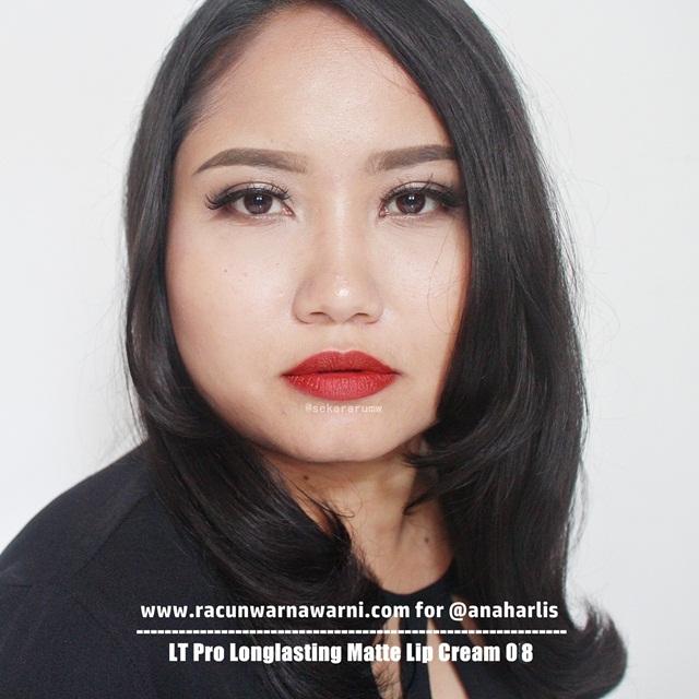 LT Pro Longlasting Matte Lip Cream 08