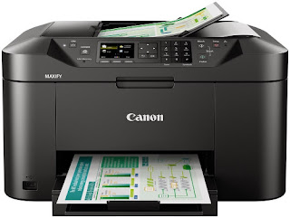 a existent create out compared to the features it offers Canon Maxify MB2155 Driver Download