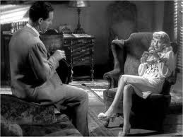 Stanwyck MacMurray Double Indemnity 1944 movieloversreviews.filminspector.com