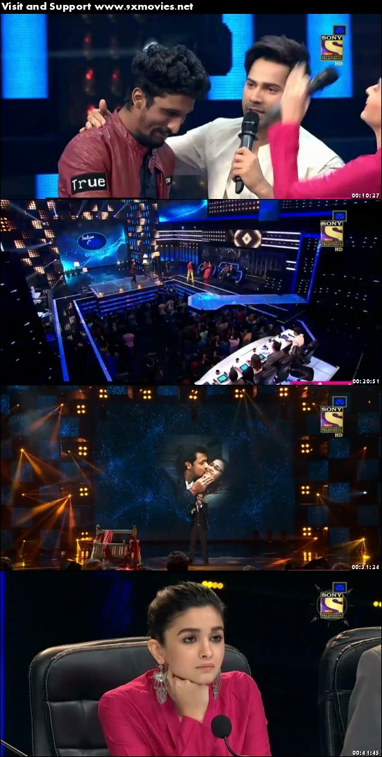 Indian Idol 05 March 2017 HDTV 480p