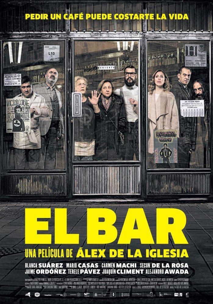 The Bar ( El bar )