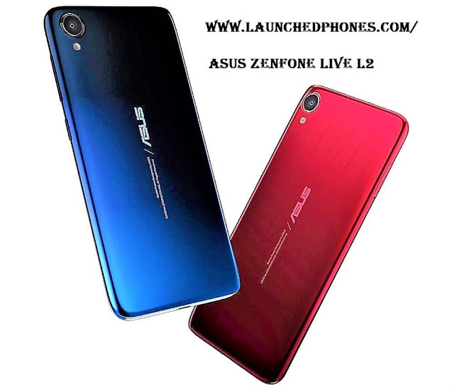 level mobile telephone launched on the Global website of Asus Asus Zenfone Live L2 launched for budget users